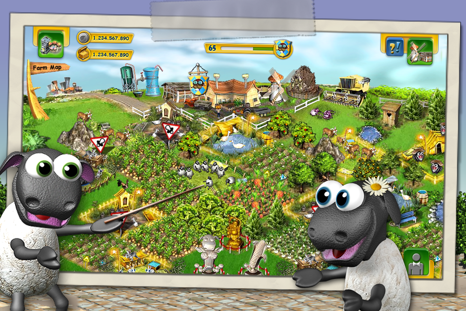 Screenshot Farmerama: Harvest Time