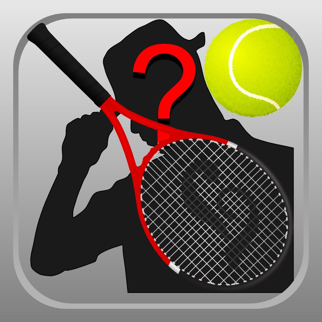 Cartoonified Tennis Players Quiz Maestro